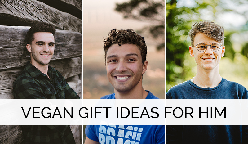 Vegan Gift ideas for Him
