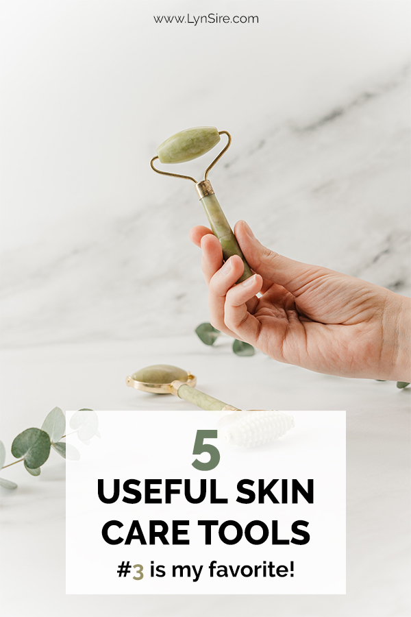 5 Useful skin care tools
