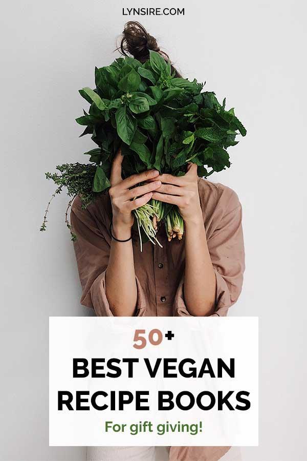 Best vegan recipe books for gift giving