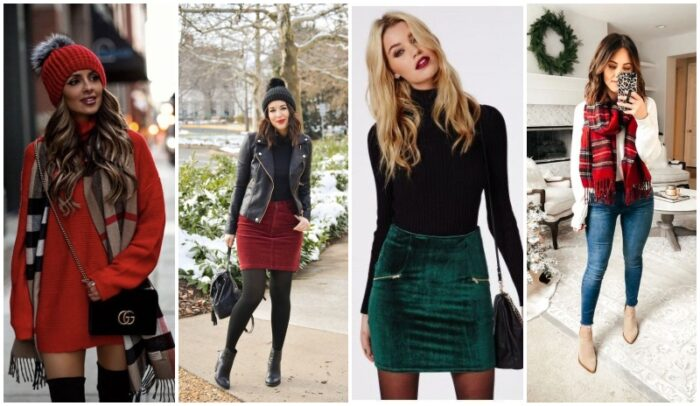 Christmas Outfit Ideas for Women inspiration for family pictures