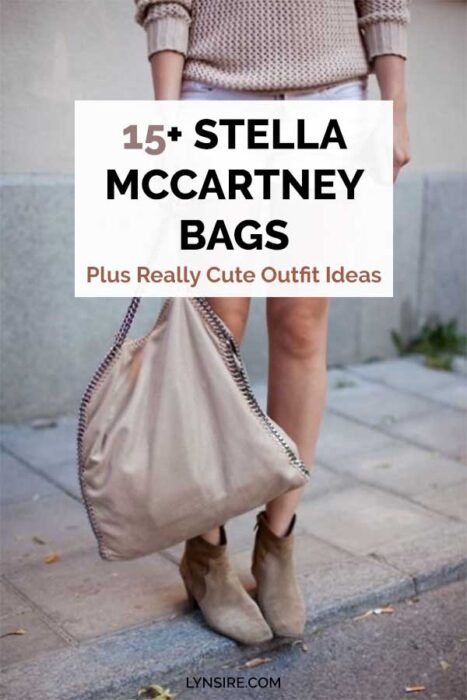 Stella McCartney Bags Outfit Ideas