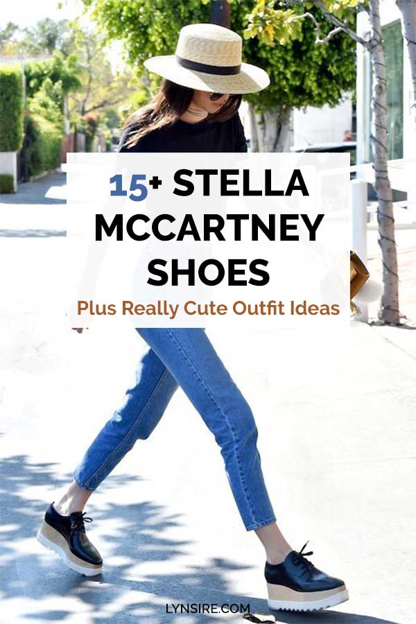 Stella McCartney Shoes Outfit Ideas