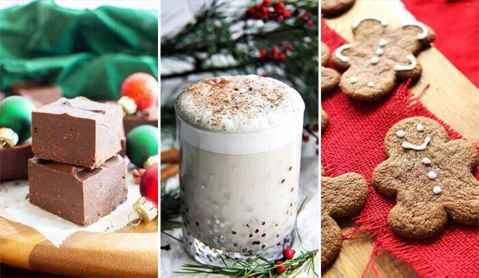 Christmas Vegan Recipe Dish ideas