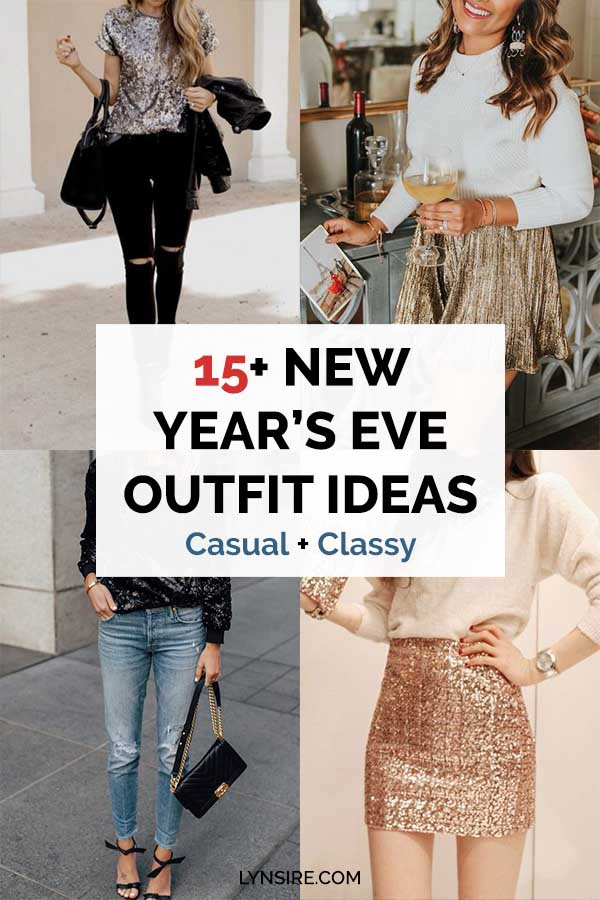 New years eve outfit ideas casual classy