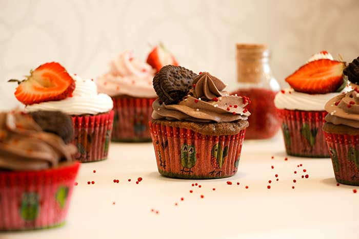 Vegan Christmas Cupcake Recipes