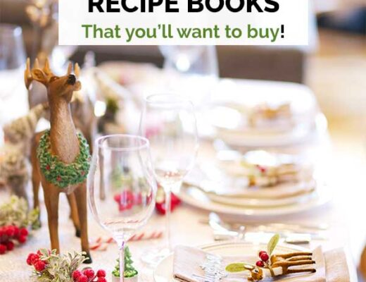 Vegan holiday recipe books