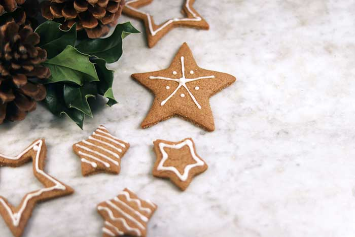 Vegan Christmas Cookie Recipes