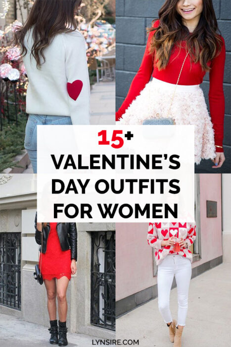 Valentines day outfits for women