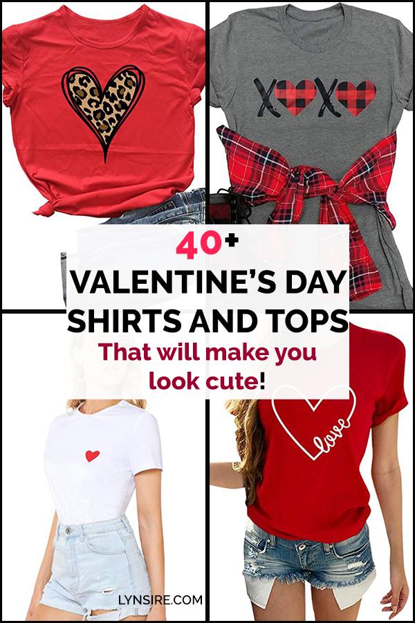 Valentines day shirts