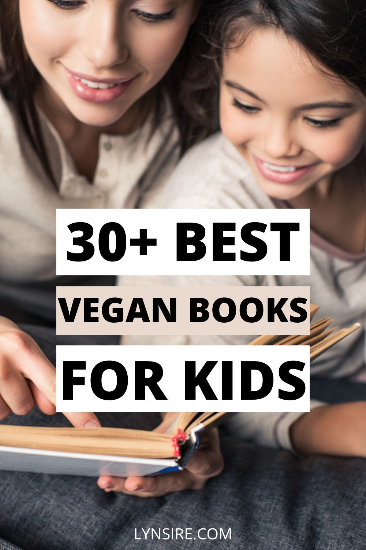 Vegan children's books