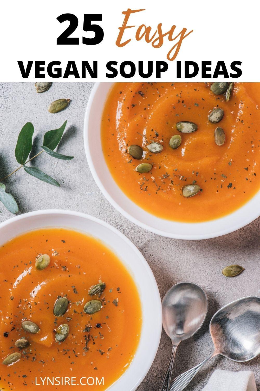 Vegan soup ideas