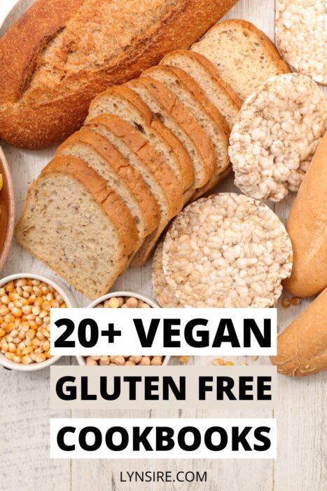 vegan gluten-free, sugar-free cookbook