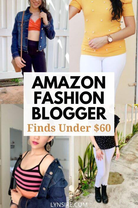 Amazon Fashion Blogger Finds