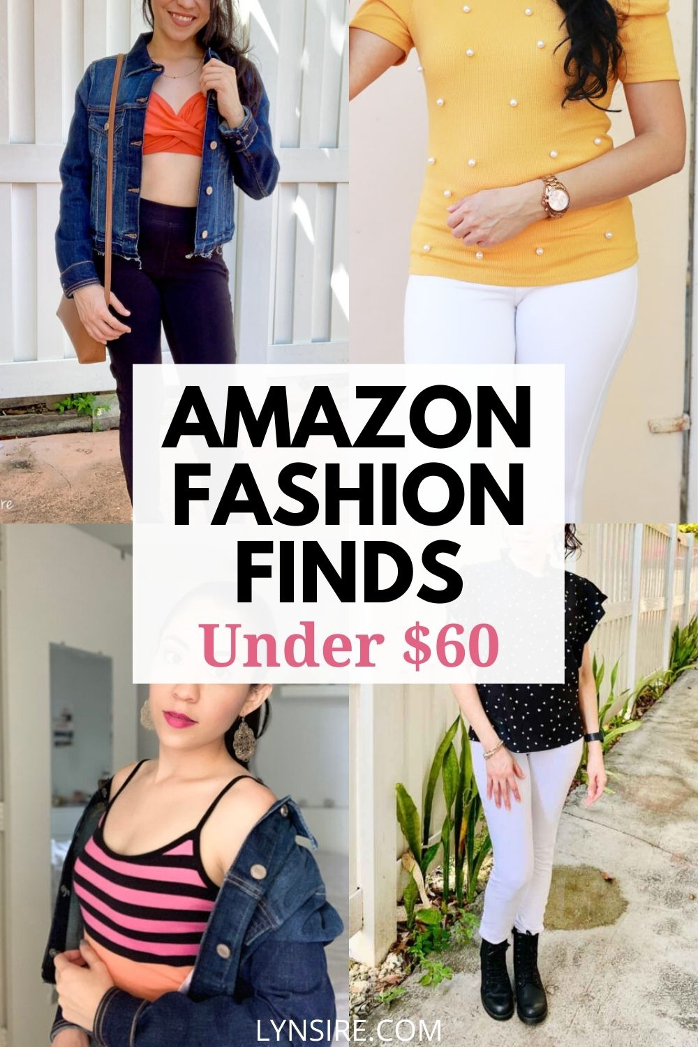 Amazon Fashion Finds