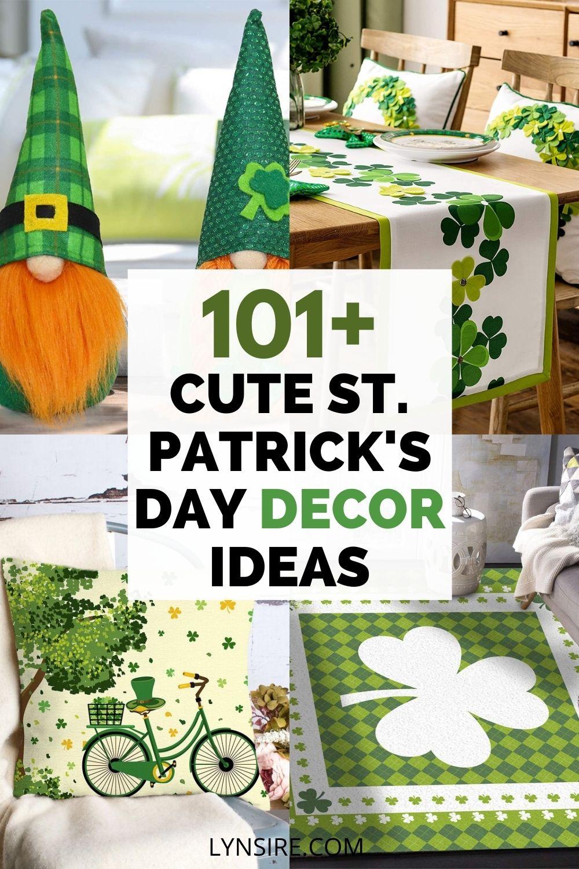 St Patricks Day decor ideas