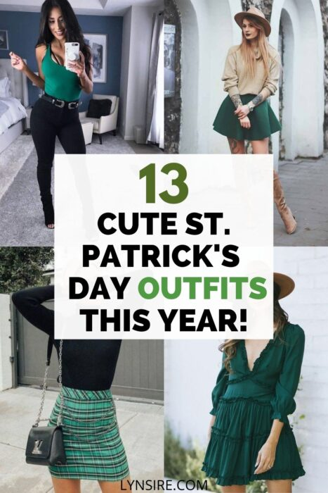 St Patricks Day outfits this year