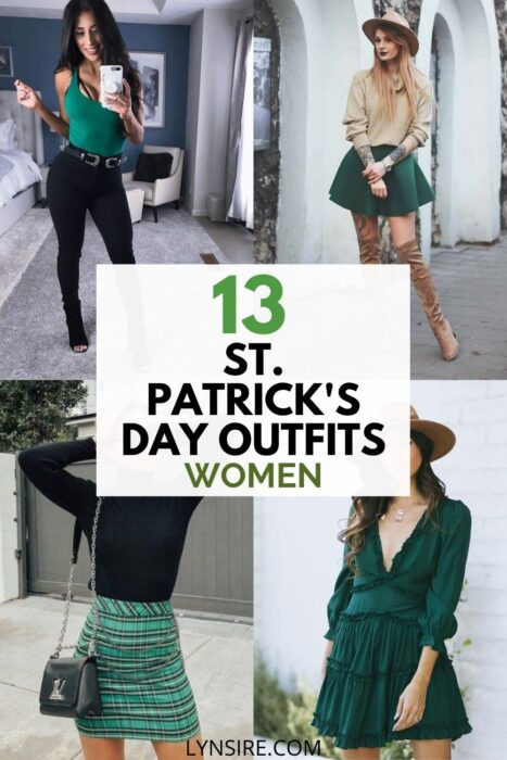 St Patricks Day outfits women