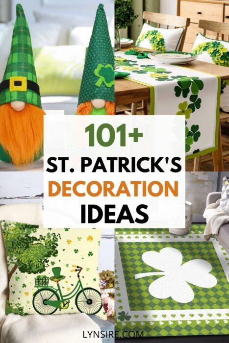 St Patrick's decorations ideas
