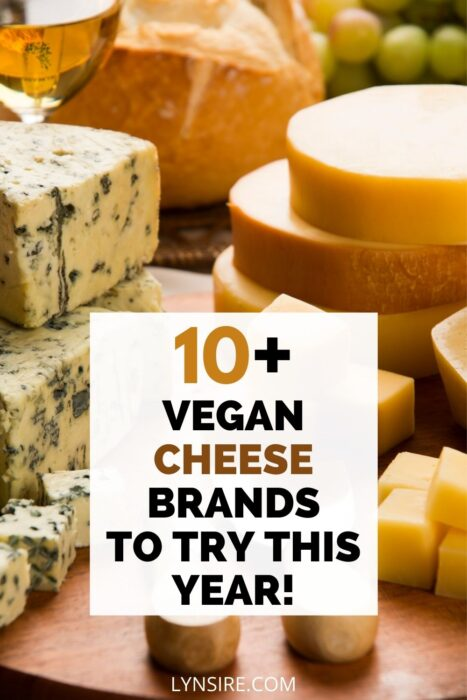 Vegan Cheese Brands