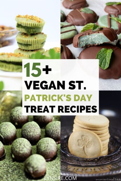 Vegan St Patricks Day treats