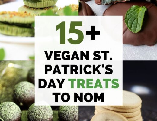 Vegan St Patrick's Day treats