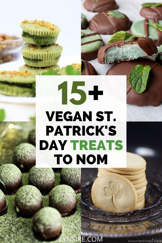 Vegan St Patrick's Day treats