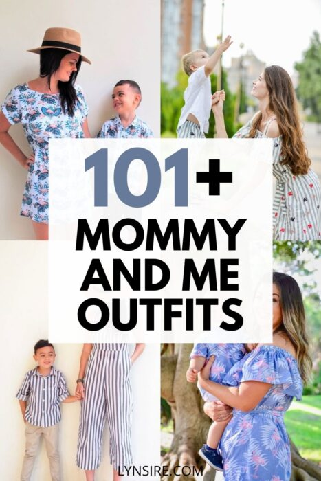 Mommy and me outfits boy