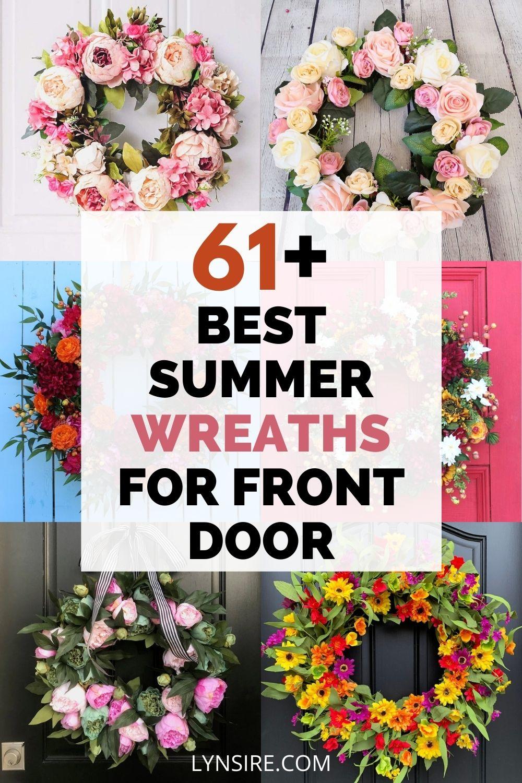 Summer wreaths for sale