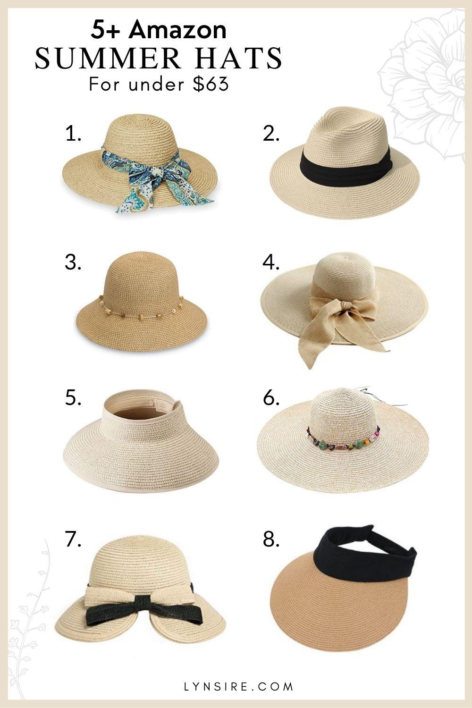 Summer Hats for Women