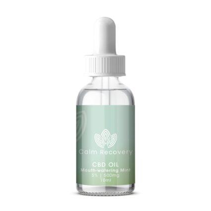 CBD Oil 10ml 5% 500mg Mouth-watering Mint