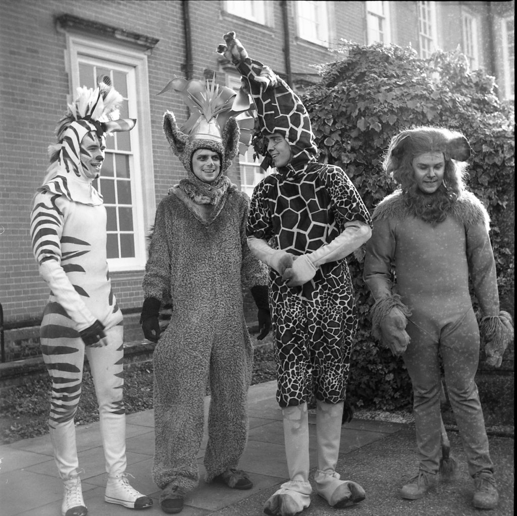 wilde theatre southill park bracknell lion king actors animal costumes yashica 44 tlr 127 format rerapan 100 bellini hydrofen black white film