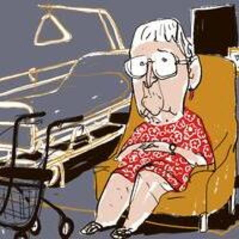 Politikkens billede til min kronik om tempoet i demensomsorgen.