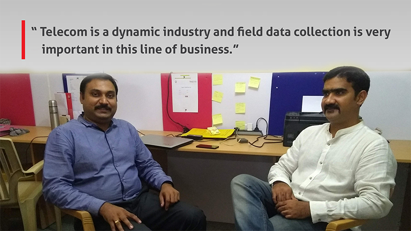 How a telecom distributor brought efficiency in daily reporting