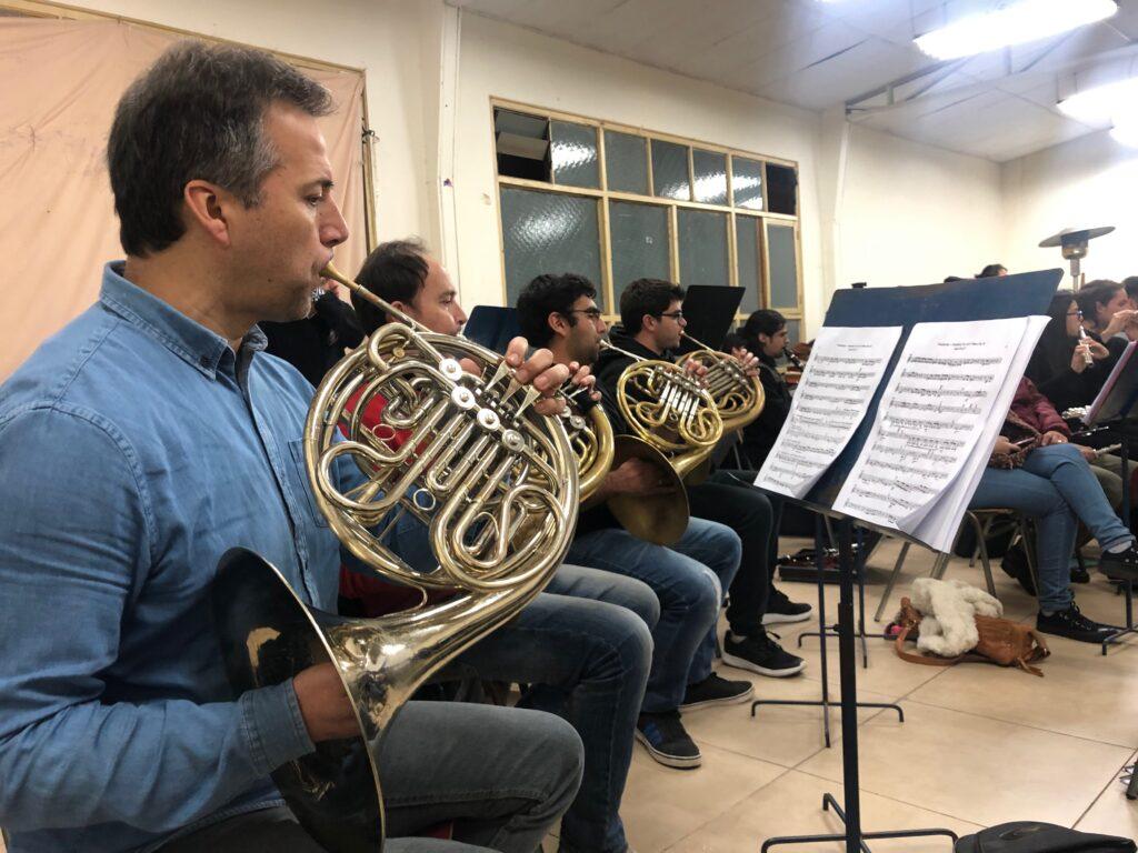 La Serena 2019. Orquesta Universitaria