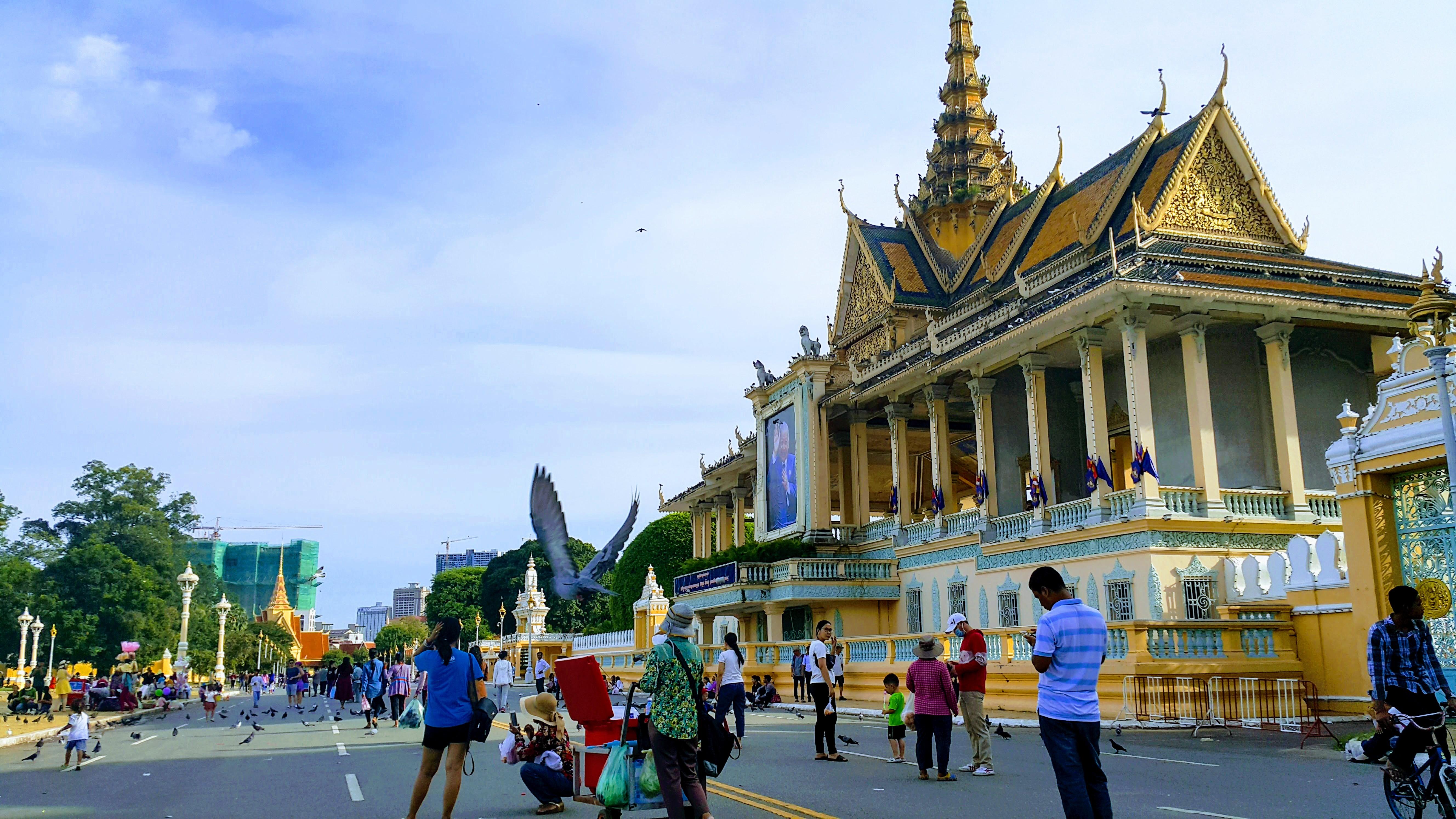 Phnom Penh Kraliyet Sarayı