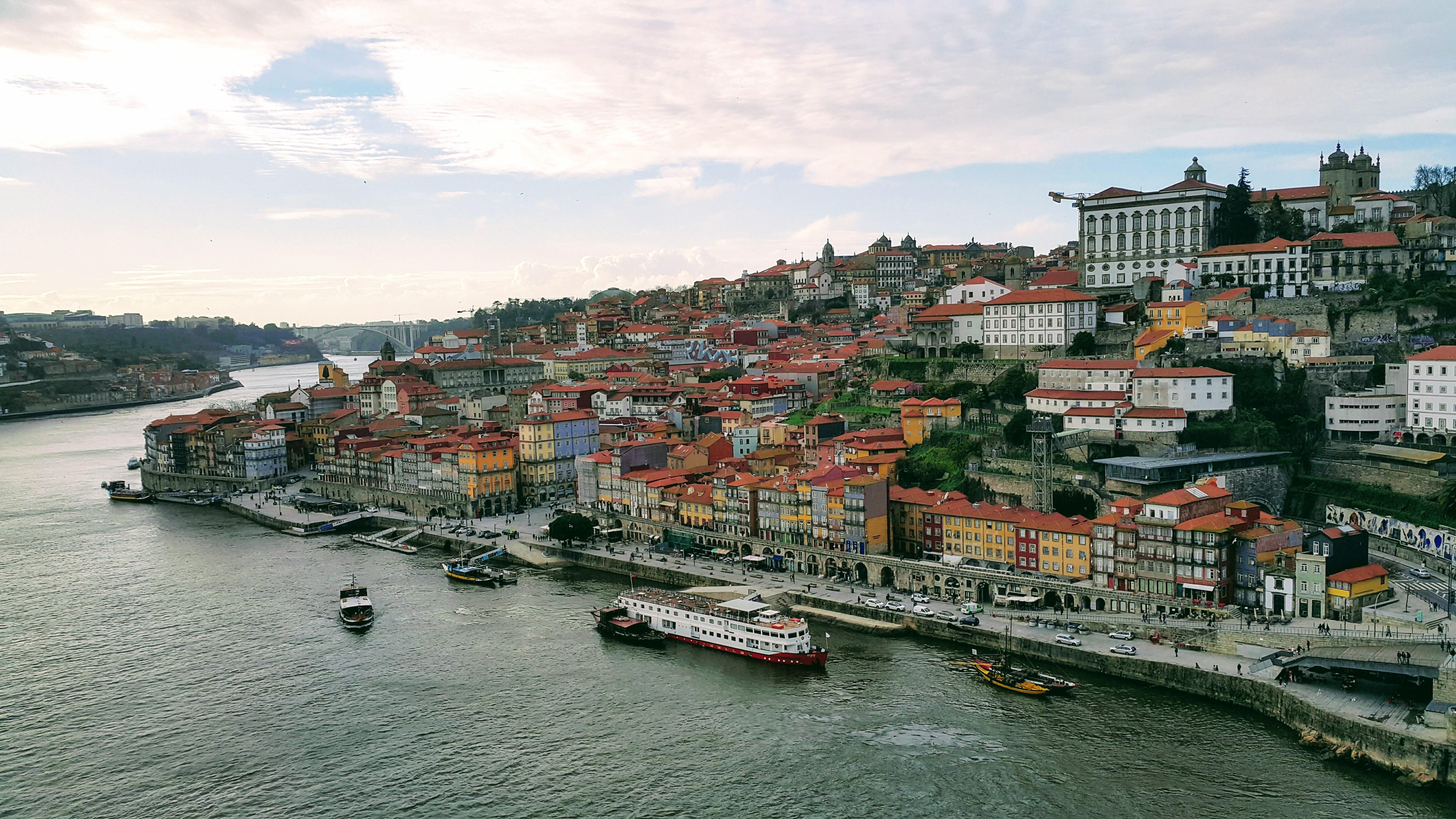 Porto'dan Genel Bir Görünüm