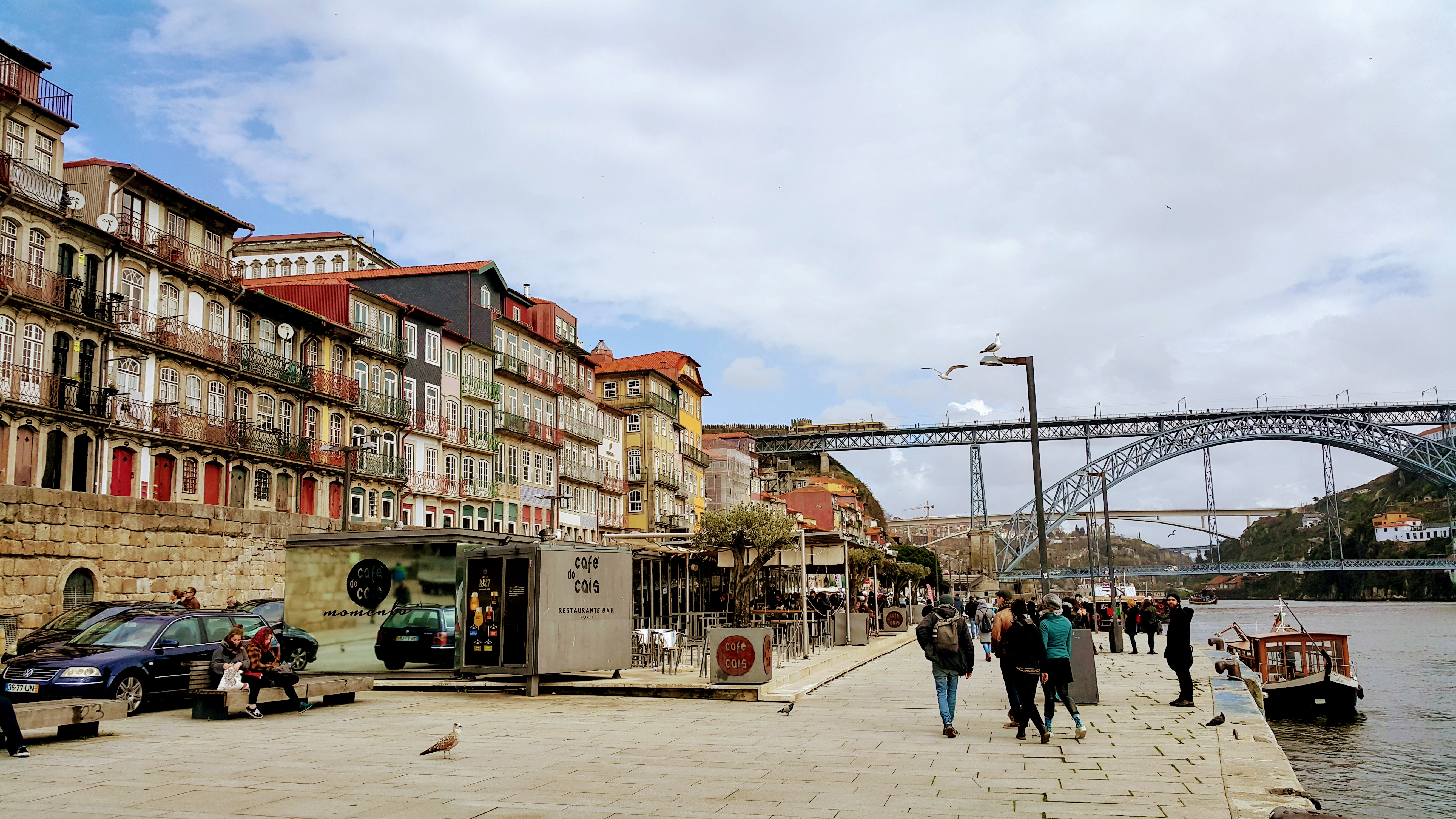 Porto Ribeira Meydanı