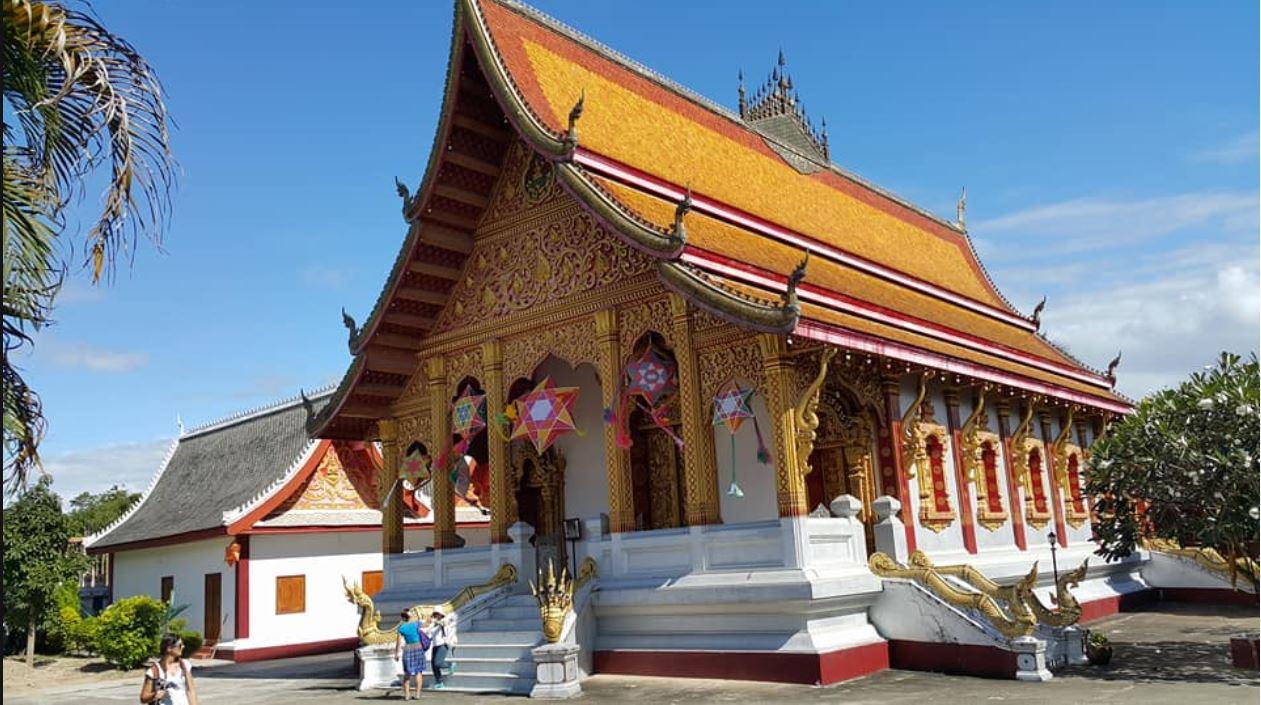 Wat Xieng Thong Tapınağı