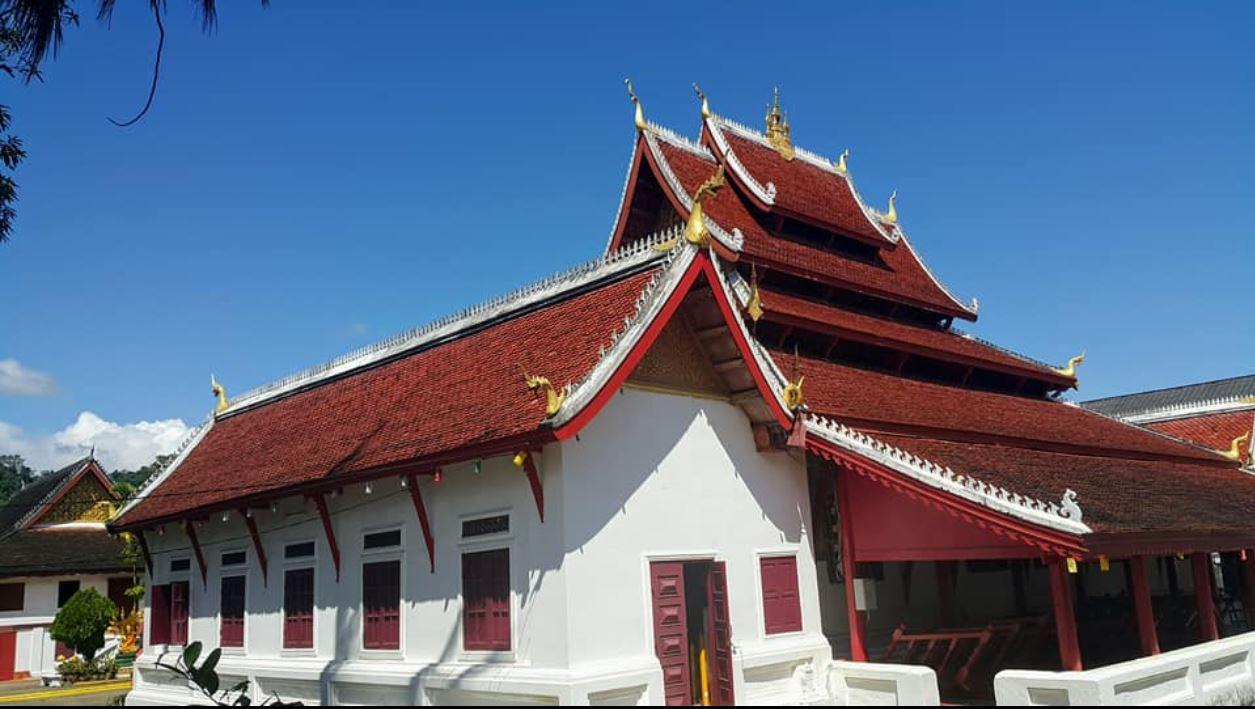 Luang Prabang 'da Gezilecek Yerler Listesinde En Önemlisi, Kraliyet Sarayı(Royal Place)