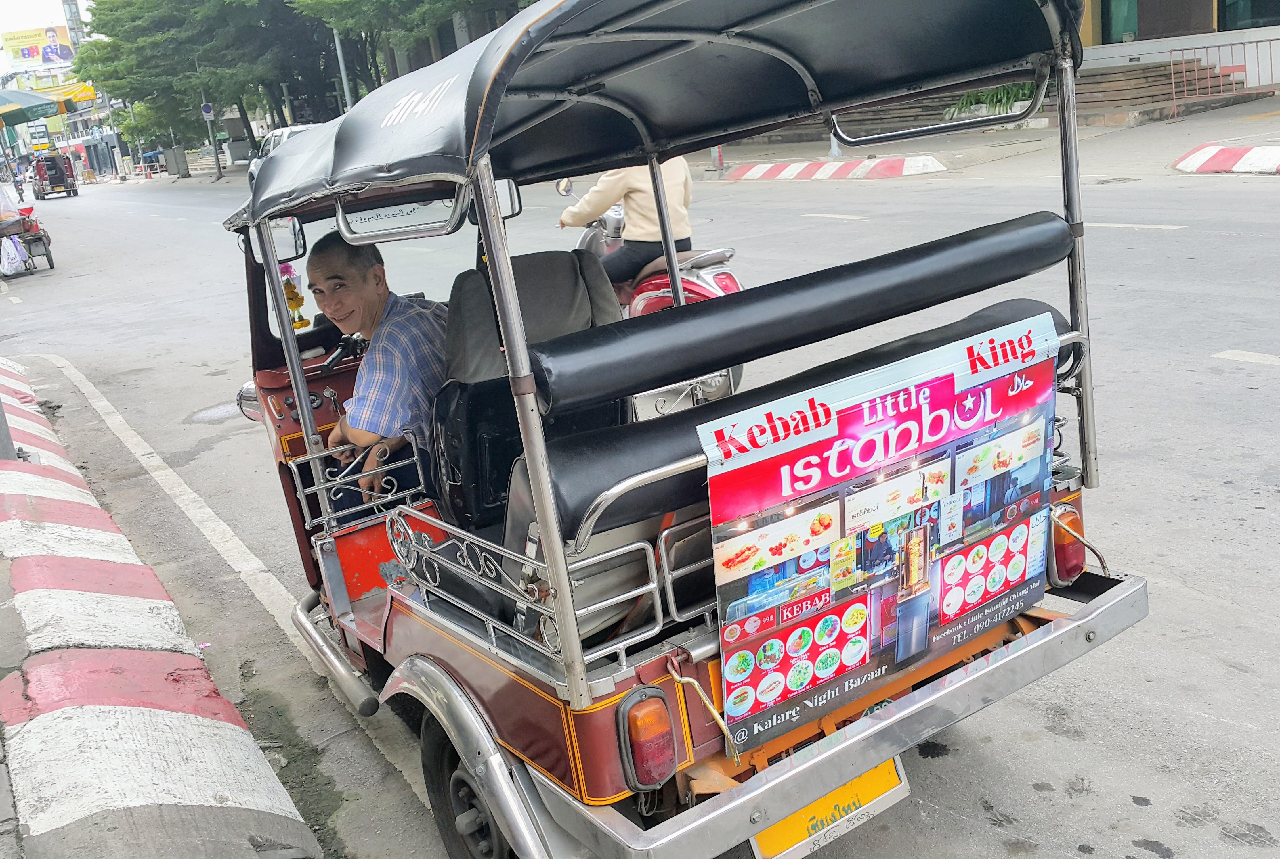 Tuk Tuk, G.D. Asya'da Şehir İçi Ulaşım İçin En İdeal Araç