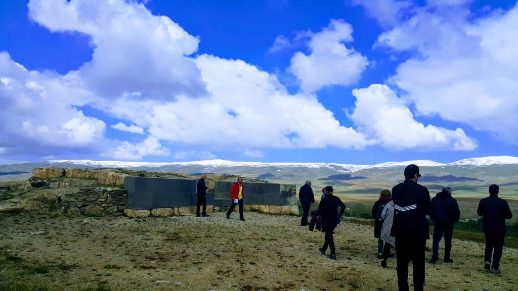 Van'da gezilecek yerler; Çavuştepe Urartu Kalesi
