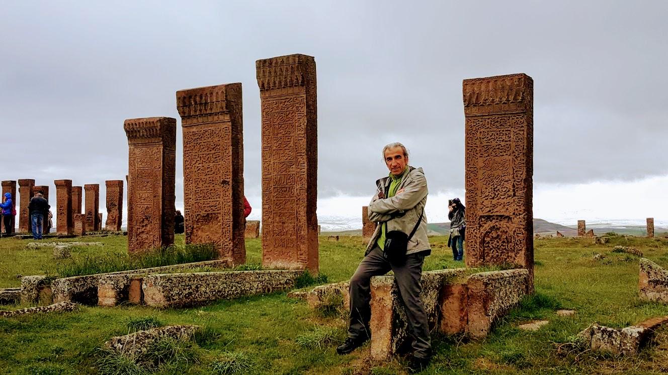 Ahlat 'ta Gezilecek Yerler; Selçuklu Mezar Taşları