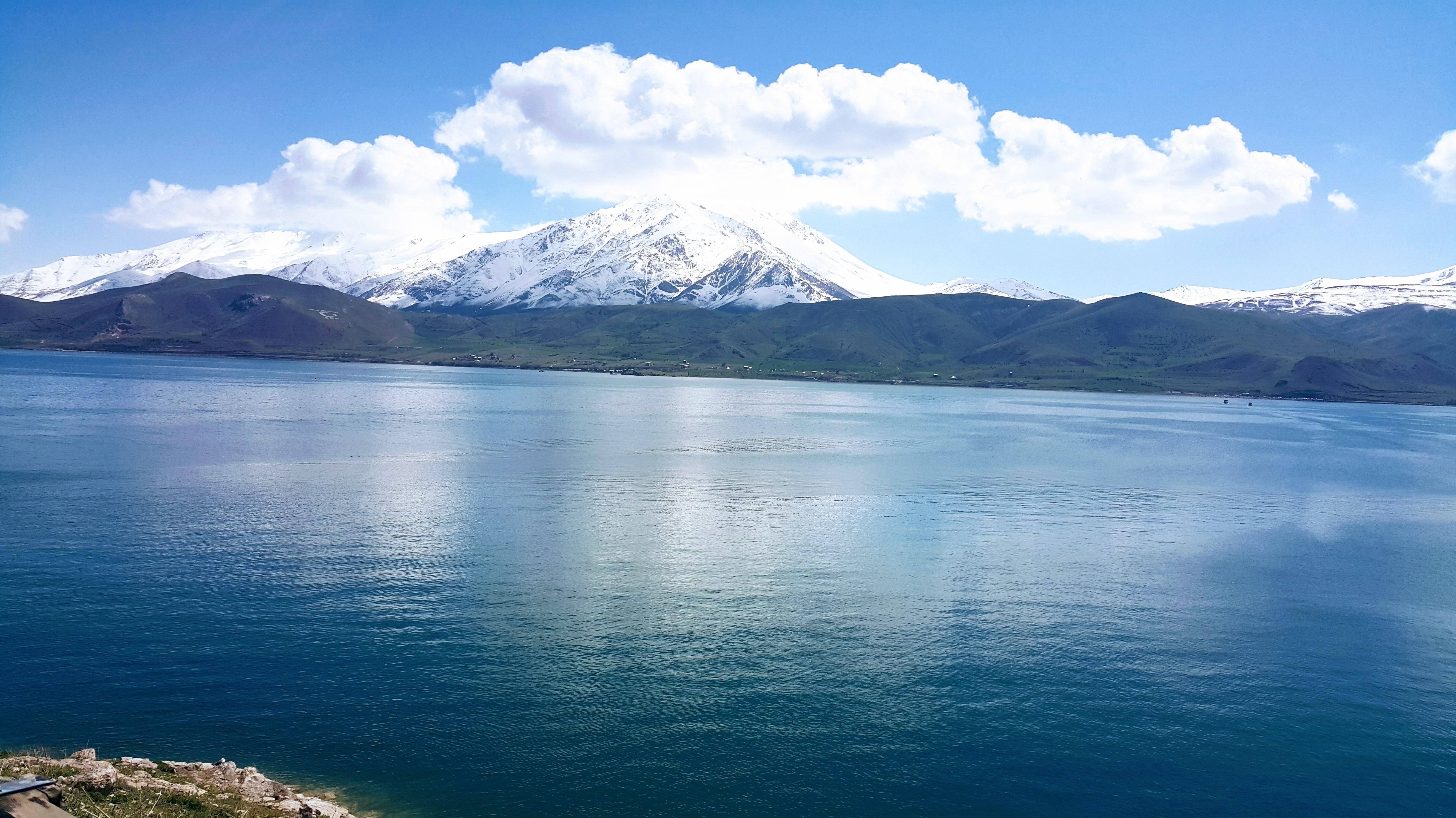Türkiye'nin En Büyük Gölü, Van Gölü