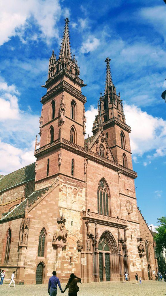 Basler Münster (Katedral)
