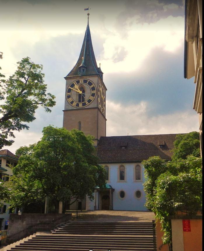 Sank Peterskirche (Aziz Petrus Kilisesi)