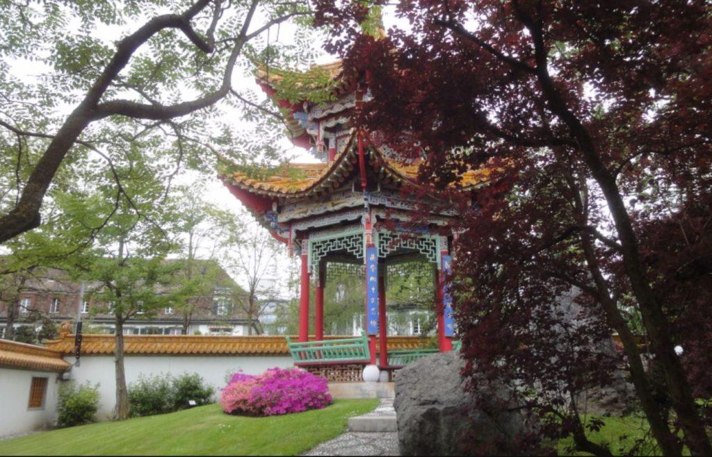 Park Chinagarten (Çin Bahçesi)