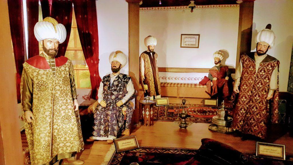 Amasya 'da Gezilecek Yerler; Şehzadeler Müzesi