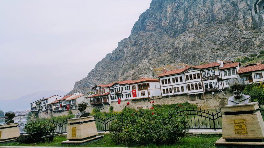 Amasya 'da Gezilecek Yerler; Şehzadeler Yolu