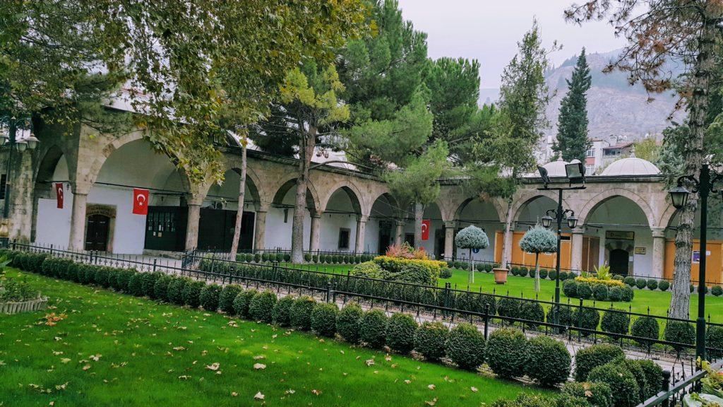 Amasya 'da Gezilecek Yerler; 2'inci Beyazıt Külliyesi