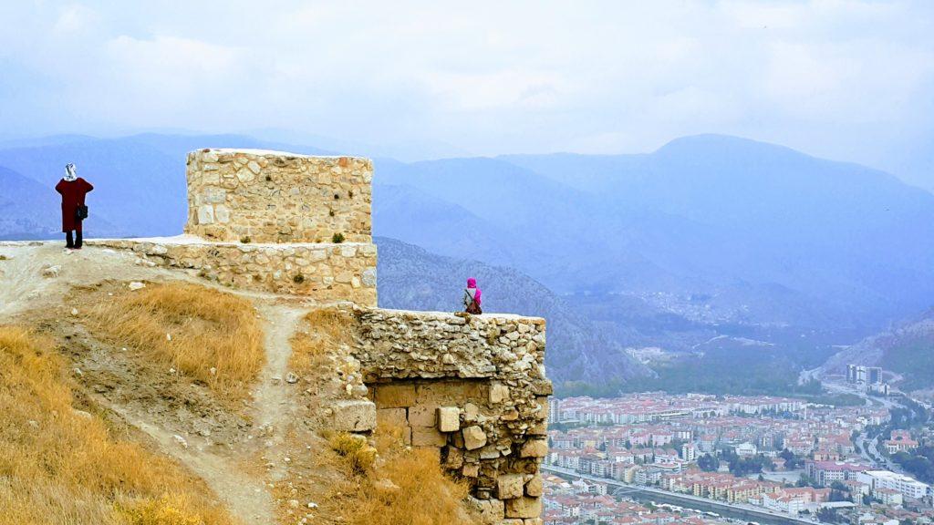 Amasya 'da Gezilecek Yerler; Amasya Kalesi